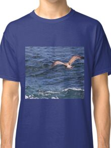 Soaring Over the Pacific Classic T-Shirt