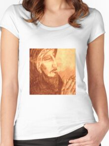 Holy Smokes Women's Fitted Scoop T-Shirt