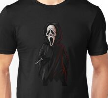 What's your favorite scary movie?  Unisex T-Shirt