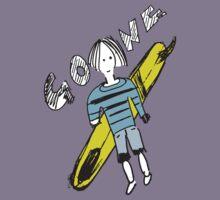Gone Surfing Kids Tee