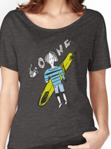 Gone Surfing Women's Relaxed Fit T-Shirt