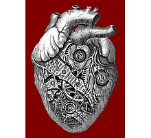 Clockwork Heart Photographic Print