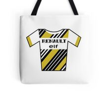 Retro Jerseys Collection - Renault Tote Bag
