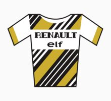 Retro Jerseys Collection - Renault Baby Tee
