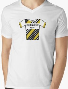 Retro Jerseys Collection - Renault Mens V-Neck T-Shirt
