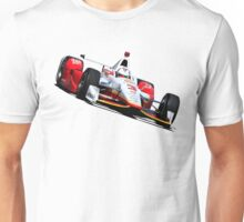 Helio Castroneves (2015 Indy) Unisex T-Shirt