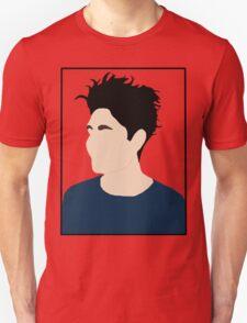 Dan Smith Portrait Unisex T-Shirt