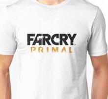 Far Cry Primal Logo - Black Text Unisex T-Shirt