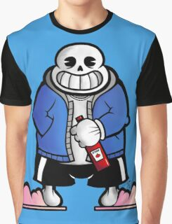 Old Toon Sans Graphic T-Shirt