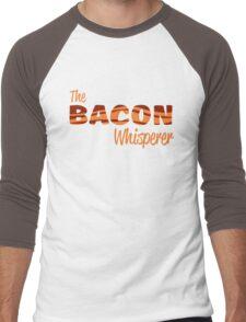 The Bacon Whisperer Men's Baseball ¾ T-Shirt