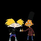 Hey Arnold by mixedblood