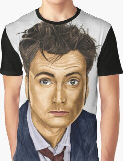 Need a Doctor? Say Ten! (Doctor Who) Graphic T-Shirt