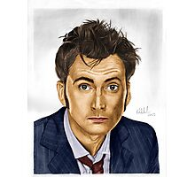Need a Doctor? Say Ten! (Doctor Who) Photographic Print