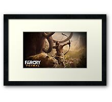 Far Cry Primal Poster Framed Print