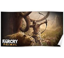 Far Cry Primal Poster Poster