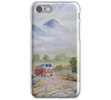 Road to Croagh Patrick. iPhone Case/Skin