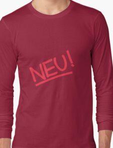 Neu! - Neu! Long Sleeve T-Shirt