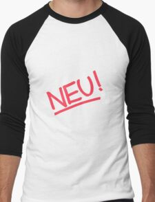 Neu! - Neu! Men's Baseball ¾ T-Shirt