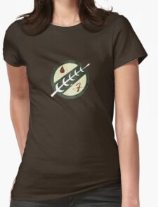 Mandalorian! (2 of 2) Womens Fitted T-Shirt
