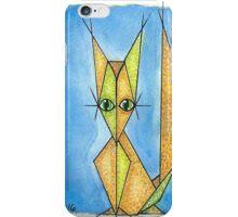 renard roux 2 iPhone Case/Skin