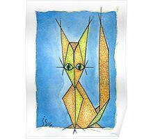 renard roux 2 Poster