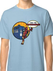 Time for Chimichangas!!! Classic T-Shirt