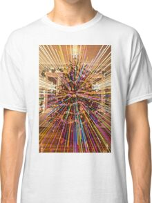 Christmas at warp speed Classic T-Shirt