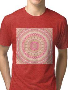 Mandala 4 Tri-blend T-Shirt