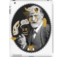 Impetum Art - Sigmund Floyd iPad Case/Skin