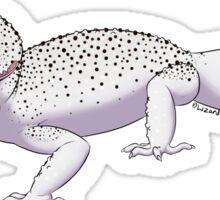 Total Eclipse Leopard Gecko Sticker