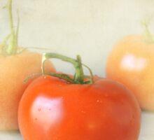 You say tomato... Sticker