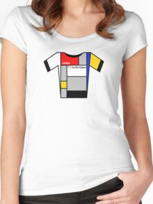 Retro Jerseys Collection - La Vie Claire Women's Fitted Scoop T-Shirt