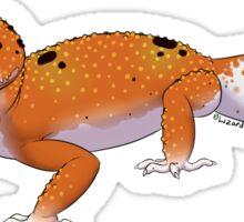 Blood Leopard Gecko Sticker