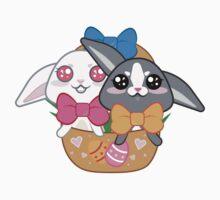 Hoppy Easter!  Baby Tee