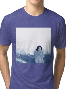 Demi #13 - Stone Cold Tri-blend T-Shirt