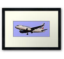Airbus A318 Framed Print