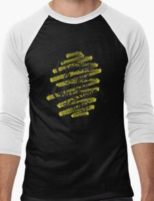Creative people make awesome things Men's Baseball ¾ T-Shirt