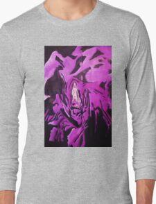 Grim Reaper Graphic Long Sleeve T-Shirt