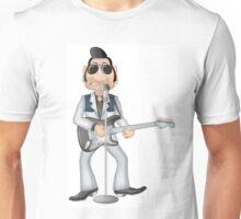 Teddy Guitar Unisex T-Shirt