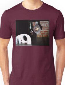 Creepy place to Land Unisex T-Shirt