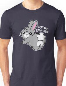 Bunny soft ass Unisex T-Shirt