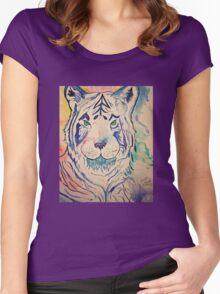 Tiger Splash Women's Fitted Scoop T-Shirt