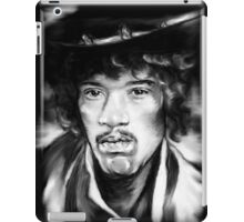 Jimmy in Black and White iPad Case/Skin