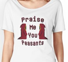Praise Me. Women's Relaxed Fit T-Shirt