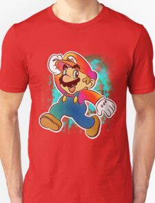 Mario Wahoo T-Shirt