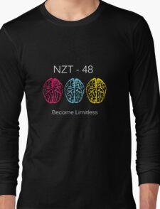 Limitless NZT-48 T-Shirt Long Sleeve T-Shirt