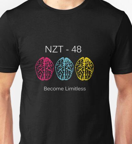 Limitless NZT-48 T-Shirt Unisex T-Shirt