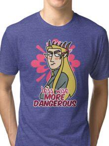 Less Wise Tri-blend T-Shirt