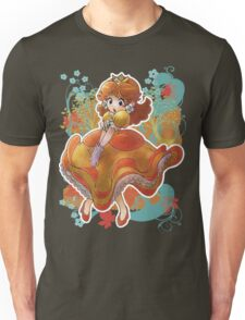 Princess Daisy T-shirt Unisex T-Shirt