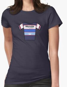 Retro Jerseys Collection - Reynolds Womens Fitted T-Shirt